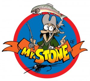 Tirinha Mr. Stone por Iotti para On The Rod